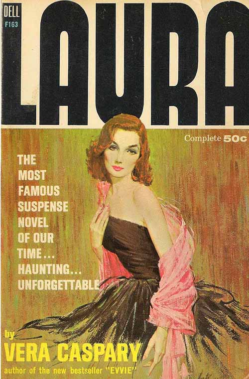 """""""THAT WAS LAURA, BUT SHE'S ONLY A DREAM..."""": FINDING THE WOMAN BEHIND THE PORTRAIT (5/6)"""
